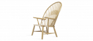 Peacock Chair - PP550 - Ash