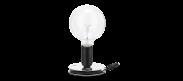 Lampadina Style Black Lamp