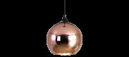 Copper Bronze Pendant Lamp