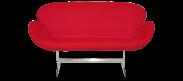 The Swan Sofa