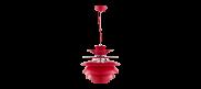 PH Snowball Lamp - Red