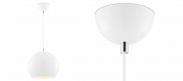 Topan VP6 Pendant Lamp - White