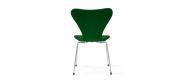 Series 7 Chair - Green - Wool