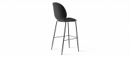 Beetle Style Barstool - Antique Brown