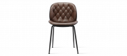 Beetle Style Dining Chair - Antique Brown