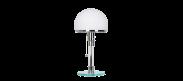 W24 - Globe Lamp - White