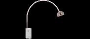 Arc Floor Lamp - White