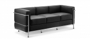 LC2 Style 3 Seater Sofa