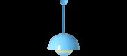 Flowerpot VP2 Pendant Lamp