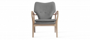 Finn Juhl Model 1 Chair - Nord Grey