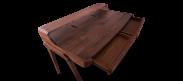 Deco Modern Desk - Walnut