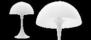 Panthella Table Lamp - White
