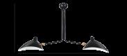 MCL R2 - 2 Arm Pendant Lamp