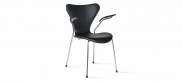 Series 7 Chair Carver - Full Leather