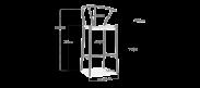 Wishbone (Y) Barstool