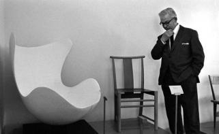 Arne Jacobsen Design Features