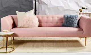 Modern Sofas - Danish Twist - Modern Manufacturing