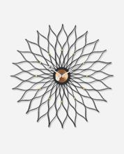 Sunflower-Wall-Cloc