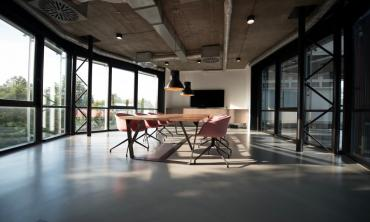 10 great ideas for office design